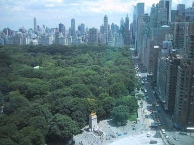 Central park from tw
